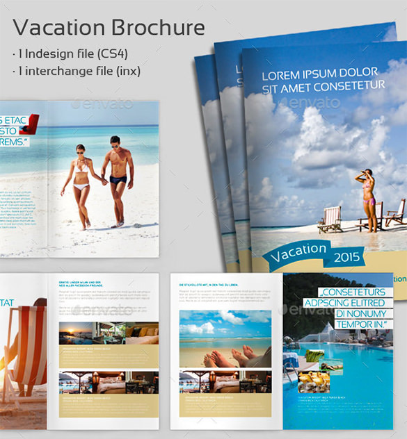 Vacation Brochure