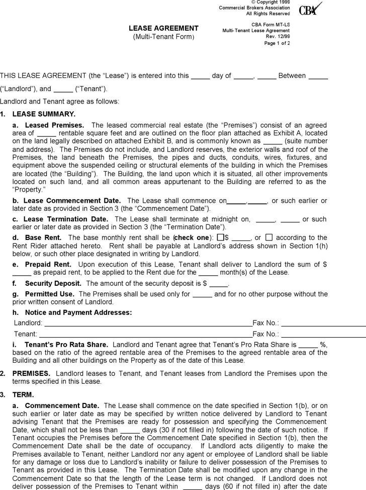 washington state rental agreement pdf