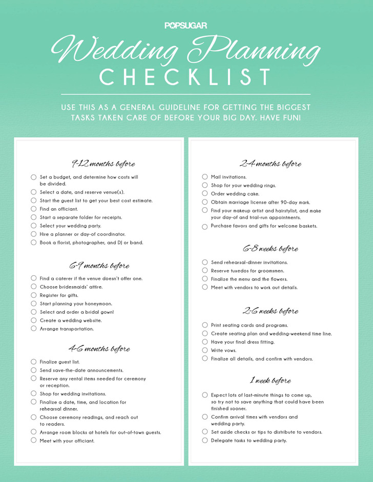 4+ Wedding To Do List Free Download