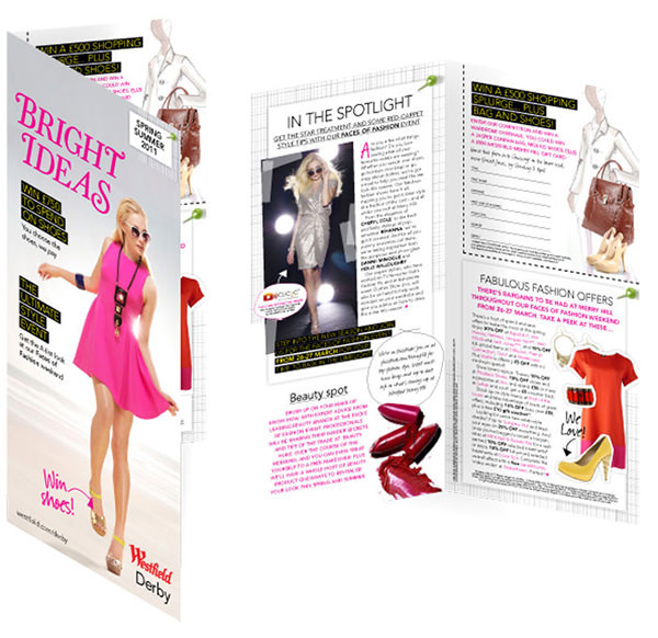 Westfield Fashion Brochures