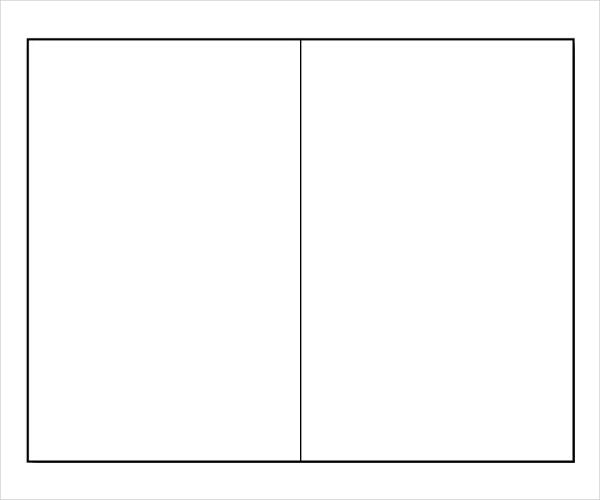 11 blank bi fold brochure template free download. Black Bedroom Furniture Sets. Home Design Ideas