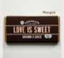 Customized Chocolate Bar Wrappers