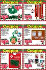 Holiday Sample Coupon Book Template